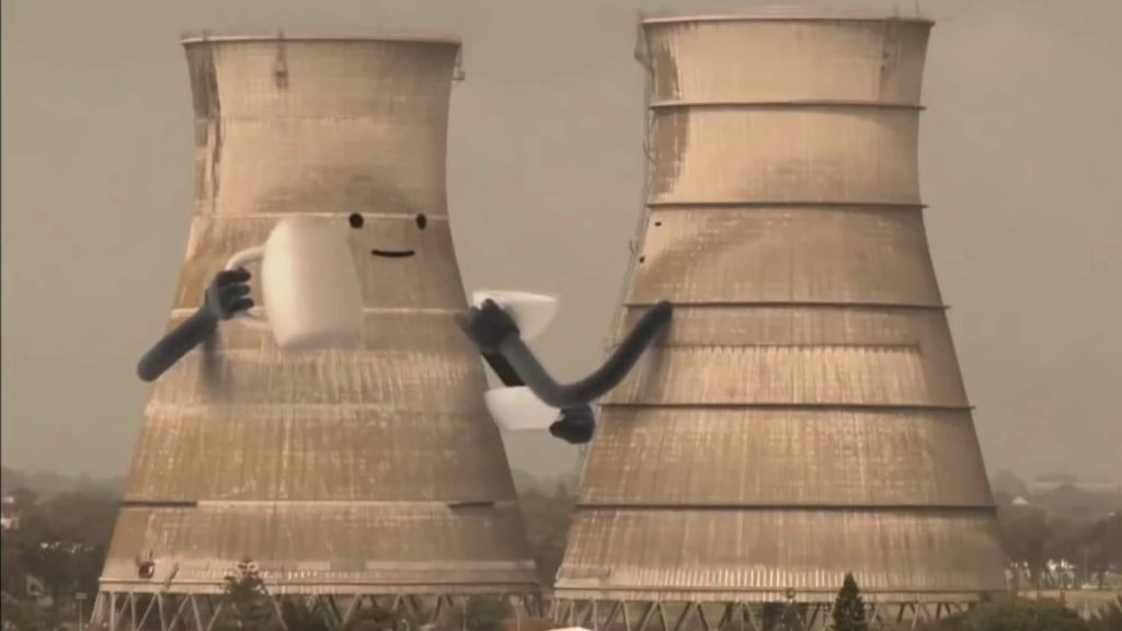 video of the week Collapsing Towers
