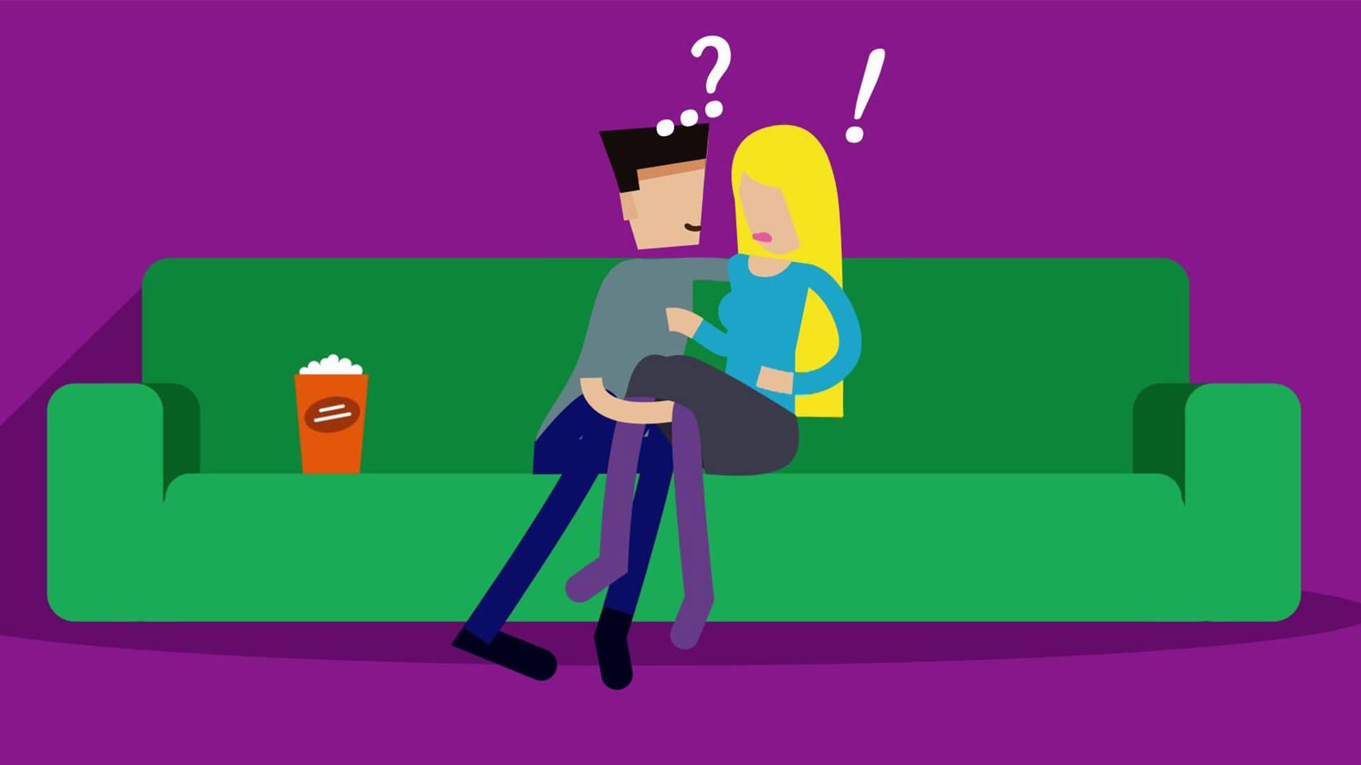 Siriz animatie seksuele voorlichting