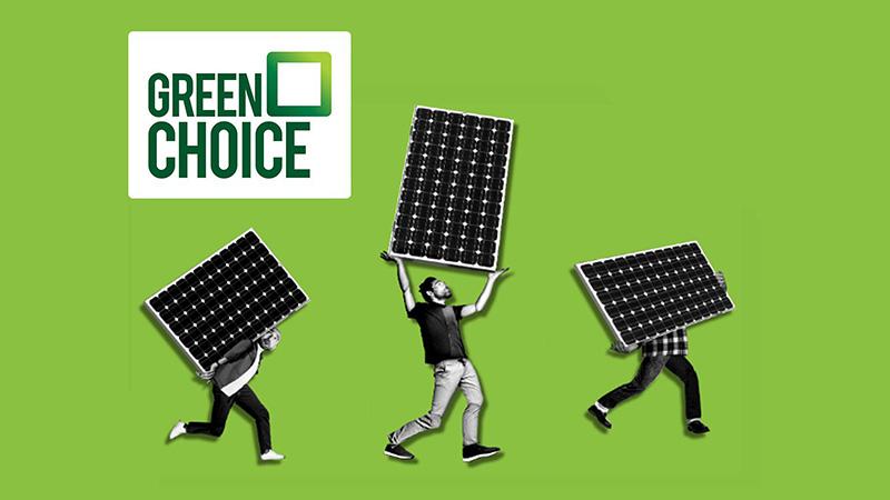 Groene energieleverancier Greenchoice.