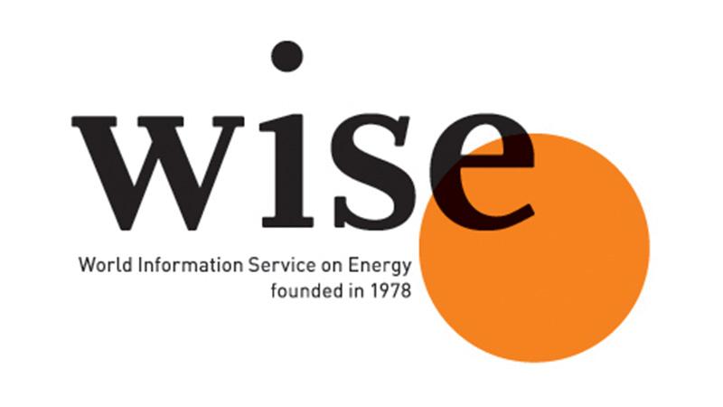 Het WISE logo.